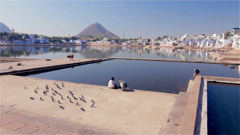 India:  At play in the land of the mustache (part IV, Pushkar)