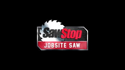 SawStop Jobsite Saw