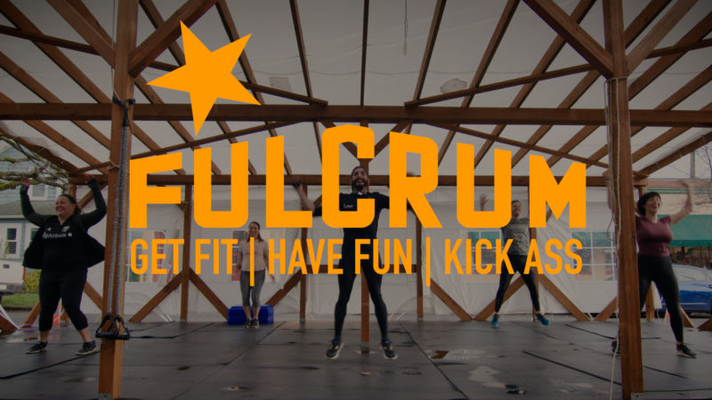 Fulcrum Fitness – Covid adaptation