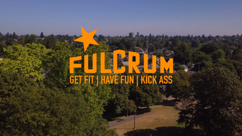 Fulcrum Fitness Outdoor Workouts