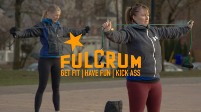 Fulcrum Winter Outdoor Workouts